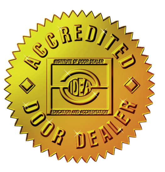 International Door Association Seal